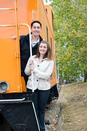Pam & Daniel Engagement Shots