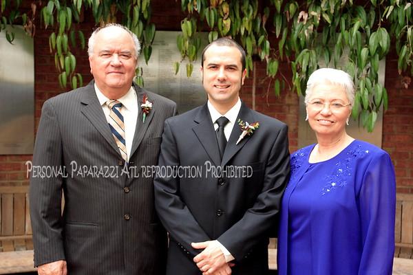 Joe and Colleen Voisin - 2007 - Wedding Event