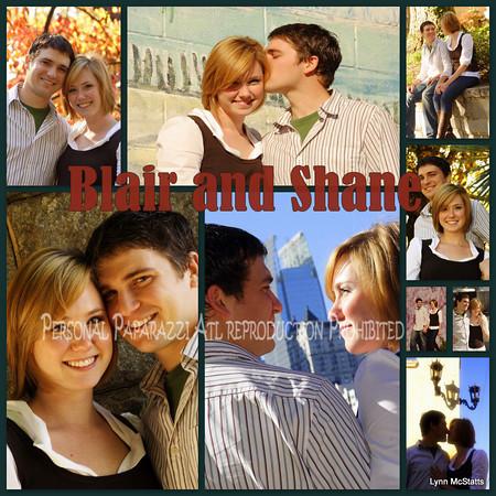 Shane and Blair - 2009 - Engagement Photos
