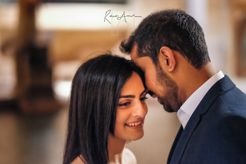 romantic warm couple photo