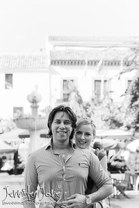 Pre Wedding shoot photographed in Old Town Marbella