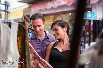 Engagement Shoot Photographed in the Old Town Marbella and Tikitano´s Estepona