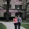 University of Chicago Engagement Session