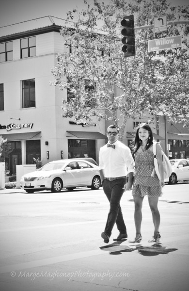 07.21.12 Dianne + Tony in B&W