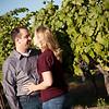 2010.10.01 Sander Van der Heide & Alison Kramer Engagement at Concannon Vineyards in Livermore, CA