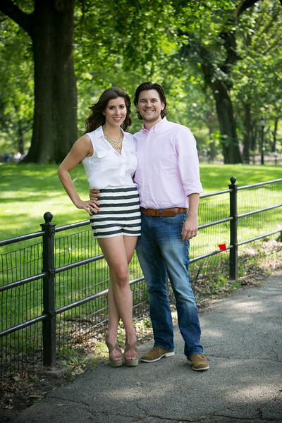 New York, Engagement