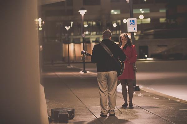 Alecia & Joel Proposal