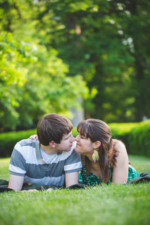 Alex & Heather | Engagement