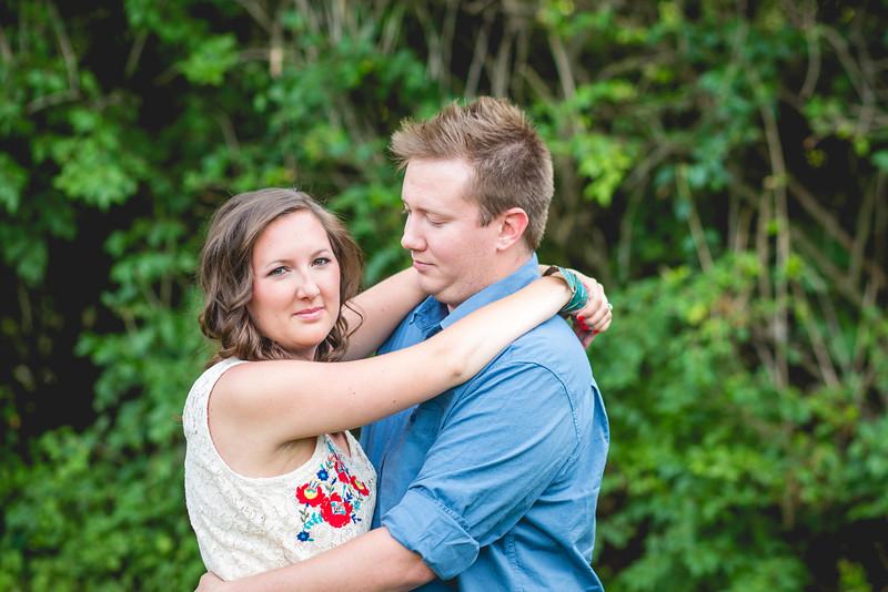 Carlie & Larry | Engagement