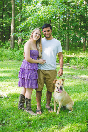 David & Katie | Engagement