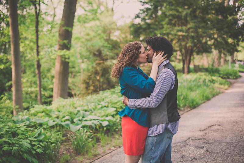 Katie & Mako | Engagement Session