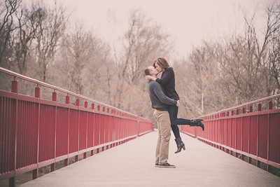 Engagement Session | Monon