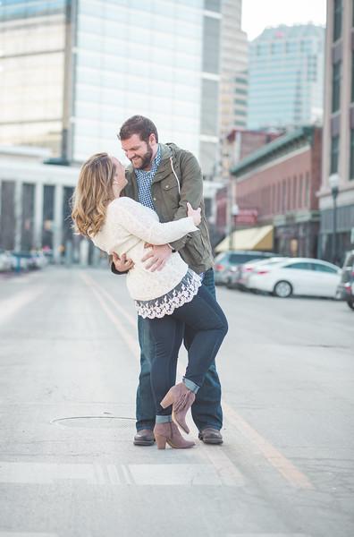 Allie & Aj | Engagement