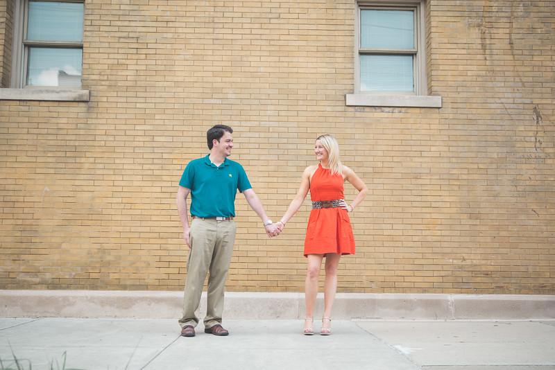Amy & Scott | Engagement