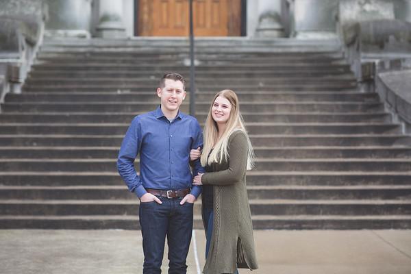 Bethany & Taylor | Engagement