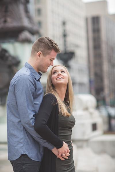 Casey & Eriq | Engagement