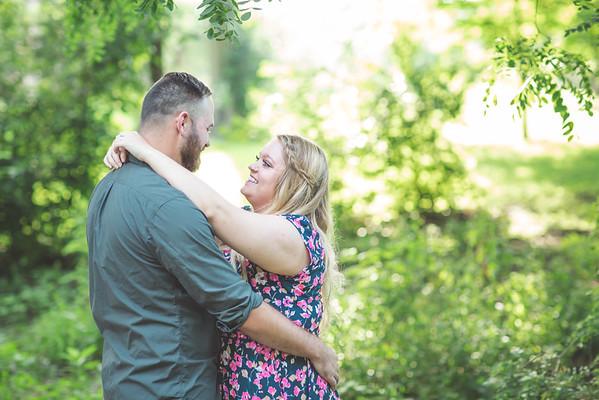 Cori & Craig | Engagement