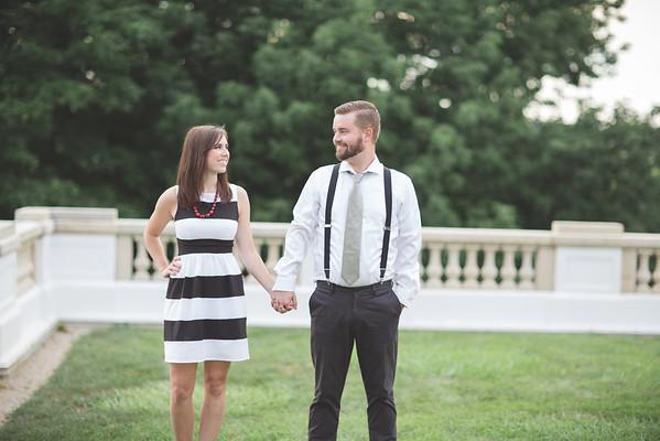 Jackie & Drew | Engagement