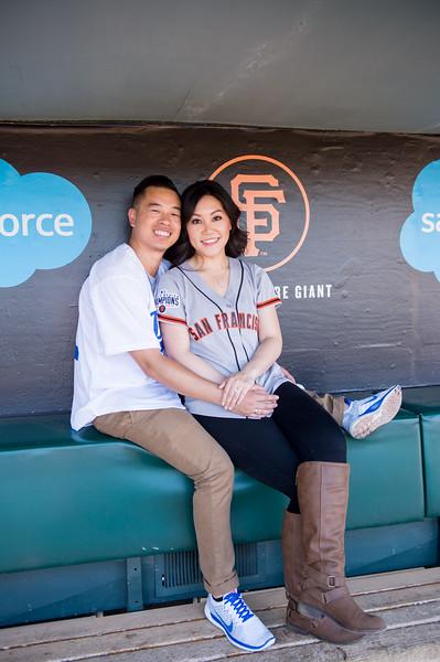 Engagement Photos of Monica & Eusong
