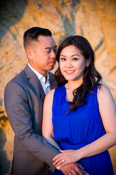 Engagement Photos of Monica & Eusong