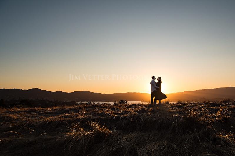 Engagement Photos - Marina & Spencer in Tiburon