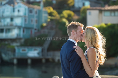 Engagement Photos - Marina & Spencer in Tiburon