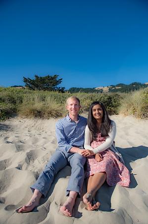 Ashima & Derek Engagement