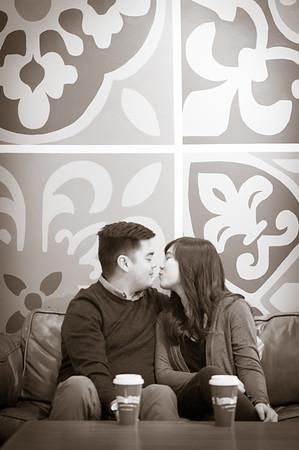 Lana and Eric Engagement