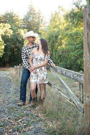 Leah & Casey Engagement