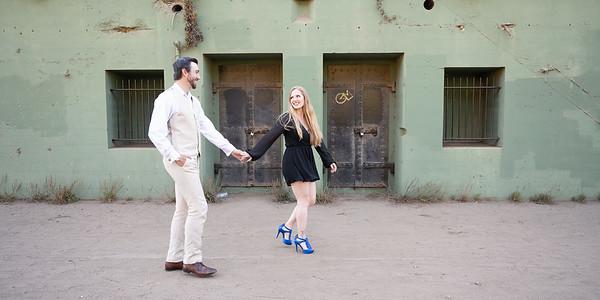 Kelsey & Anthony Engagement