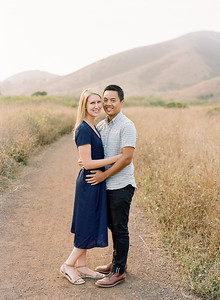 Aaron and Kristi Engagements