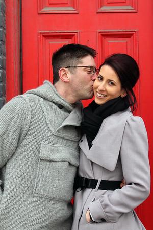 Adriana and Kyle