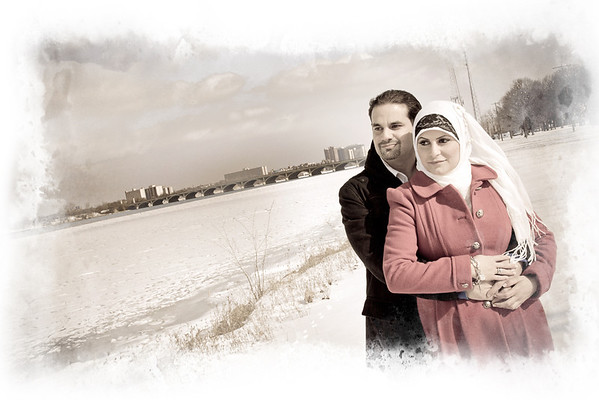 Alaa & Fatima