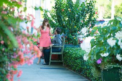 Alex and Fiorella Engagement Naples Pier-226