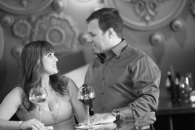 Alex and Fiorella Engagement Naples Pier-101