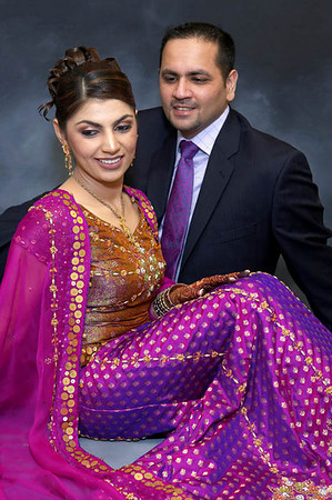 Ali Engagement
