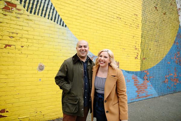 Alicia + Chris