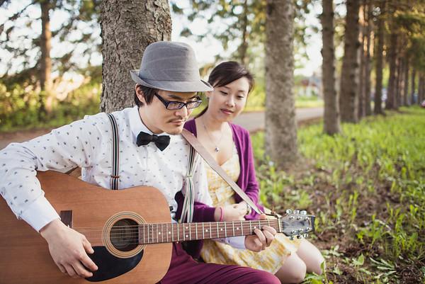 Alison & Dan