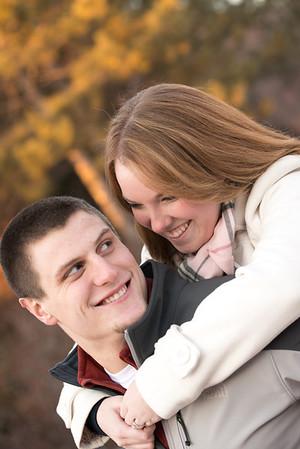 Amanda and Zach Eng