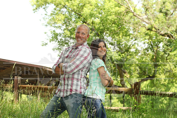 Amanda & Brandon