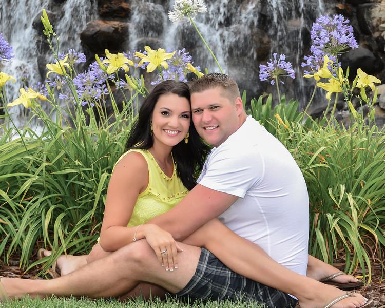Amanda & Brett Engagement