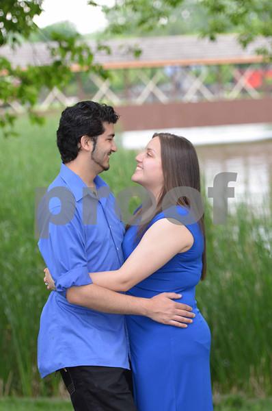 Ana & Giovanni's Engagement Pics.