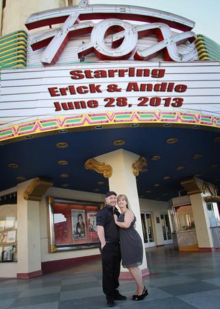 Andie & Erick