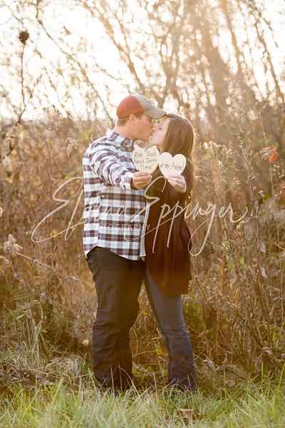 Andy & Jenna Engagement