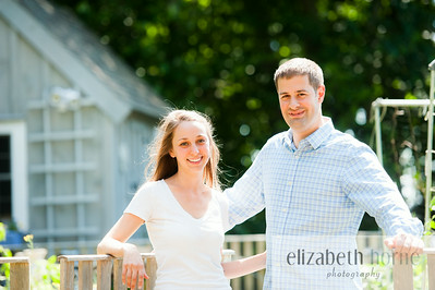 Anna & Xander Engagement