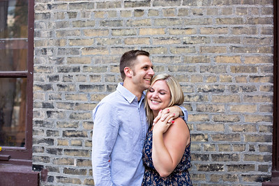 Anne & Scott {engagement session}