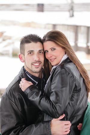 Ashley + Brian Engagment