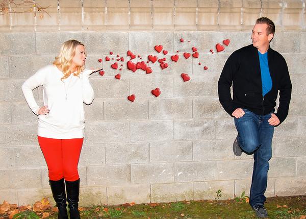 Ashley & Joel Engagement