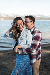 Alexandria Vail Photography Shaver Lake Engagement Session 007