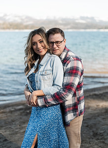 Alexandria Vail Photography Shaver Lake Engagement Session 005